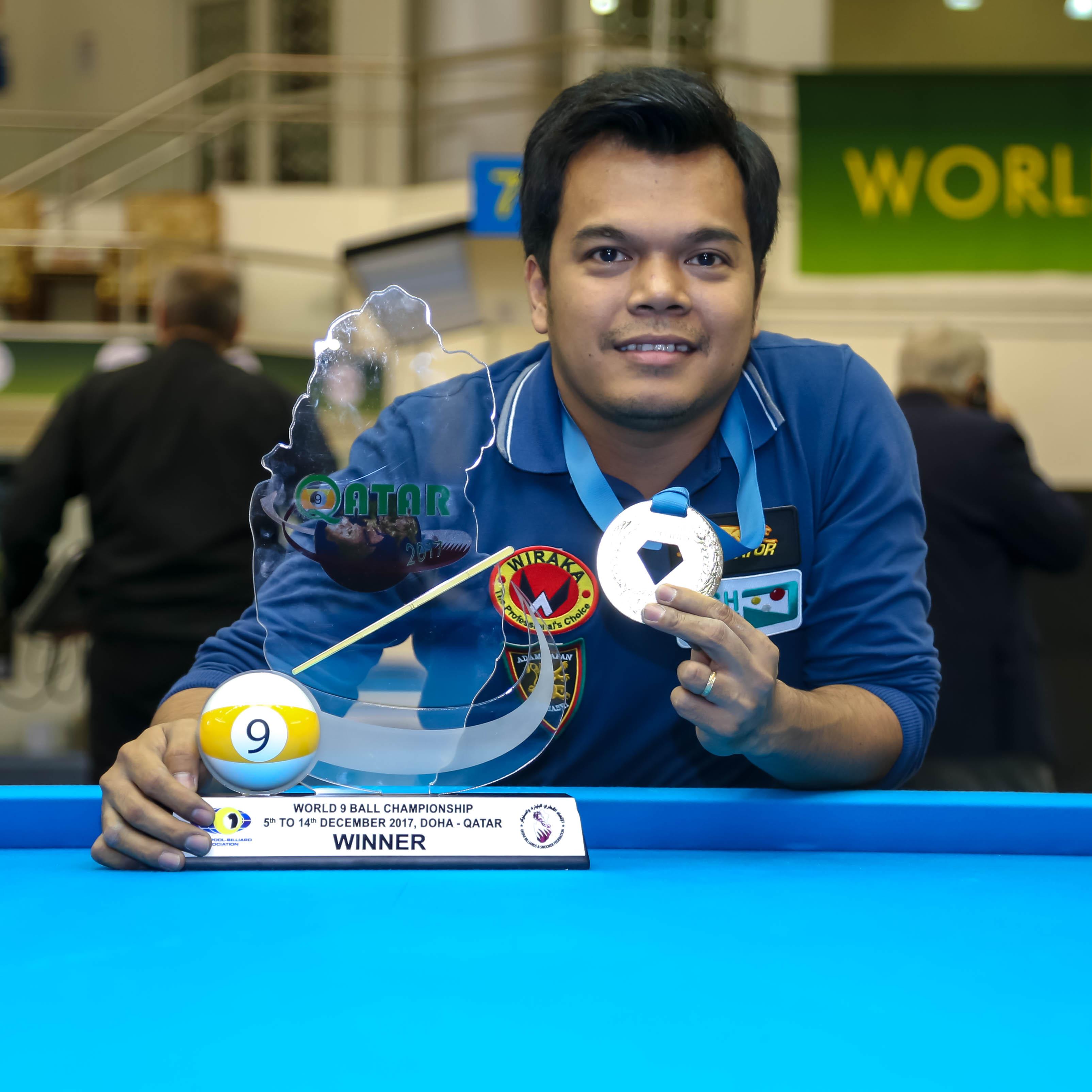 2005 WPA World Nine-ball Championship