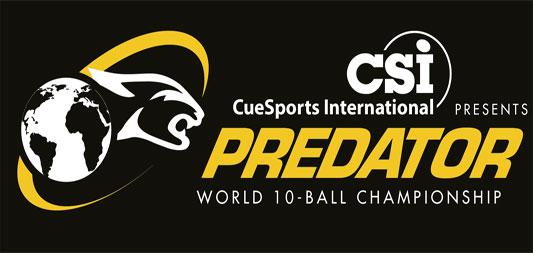 Predator and CueSports International Bring the World 10-Ball